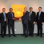 Bank of Ceylon Signs agreement with LankaClear to be the Settlement Bank for USD On-line and USD Draft System