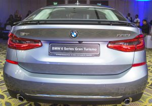 ප්රෙස්ටිජ් ඔටෝමොබයිල් අති නවීන BMW 6 Series Gran Turismo රථය දේශීය වෙළෙඳපොළට හඳුන්වාදෙයි