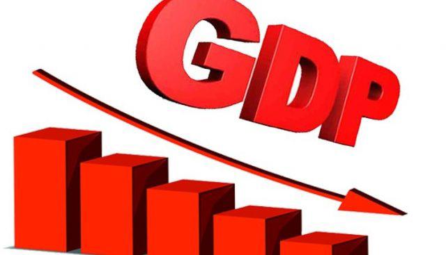 ආර්ථික වර්ධනය 2.7% ට බසී GDP