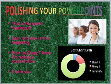nice powerpoints