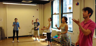 Juggling classes new york city listing