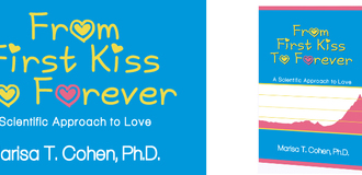 From first kiss to forever social media cover photo listing