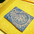 Block carving big square