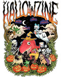 Hallowzine fourwide