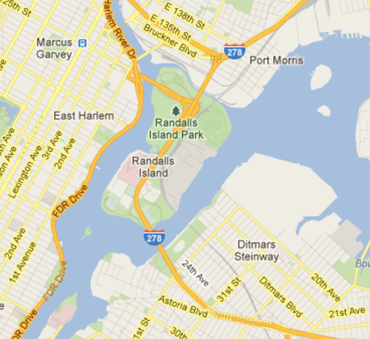 Know Your Confusing New York City Islands