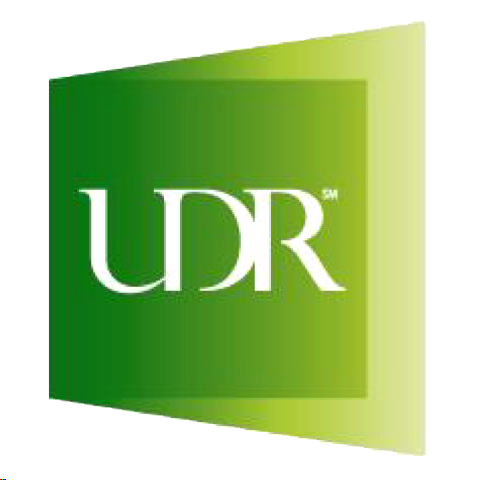 Udr logo real estate