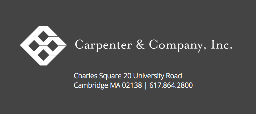 Carpenter and company