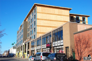 Seville boston harbor 6m development global property developers corporation construction residential retail east boston waterfront central square 1