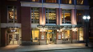Nine zero hotel downtown crossing boston highball lounge thayer lodging