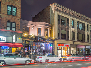 903 boylston street back bay boston lir bar  c talanian realty company real estate development acquisition