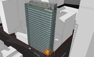 Moxy hotel boston marriott norwich partners 240 tremont street parcel 7a downtown crossing development