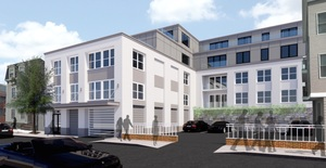 545 east third street south boston southie residential condominium development project cedarwood development sousa design architects rendering