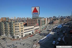 Kenmore square boston university portfolio real estate related beal citgo sign