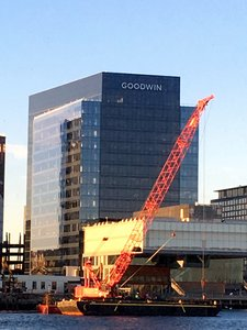 100 northern avenue goodwin seaport district