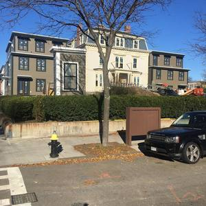 Collins mansion condominiums south boston southie