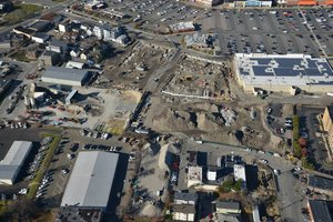 South bay town center development dorchester