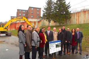 Trinity orient heights groundbreaking