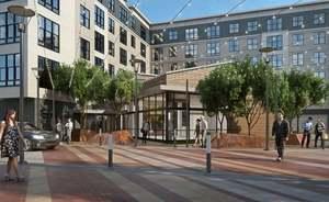 West of chestnut quincy center development gate residential dellbrook construction