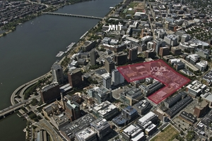 Volpe center parcel redevelopment kendall square cambridge mit