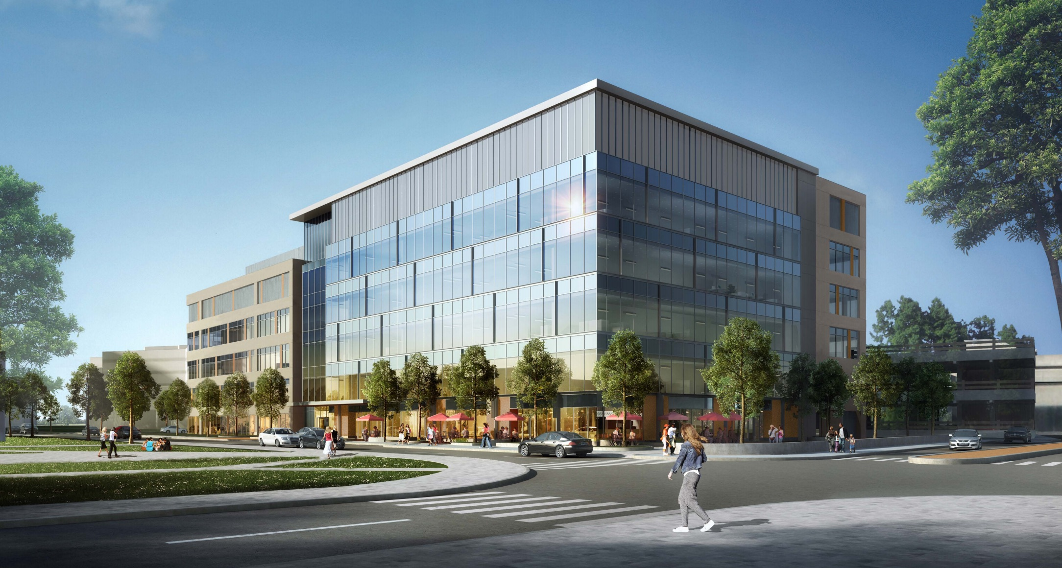 35 cambridgepark drive alewife station cambridge office retail space the davis companies development project spagnolo gisness associates architect