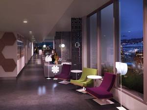 Yotel boston sky lounge
