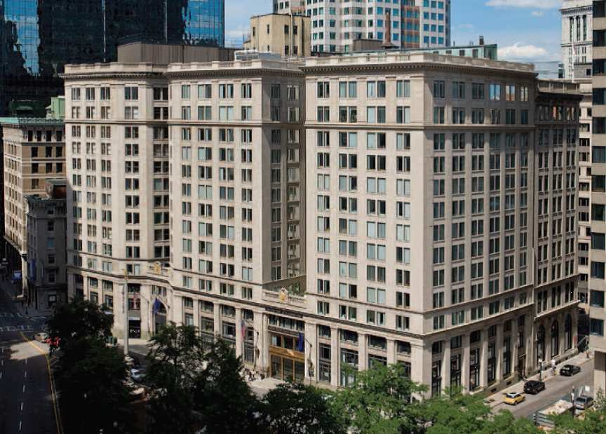 10 post office square office property lasalle investment management