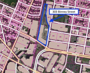 303 binney street kendall square cambridge development alexandria real estate equities