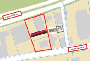 Intercontinental real estate corporation allston brighton boston headquarters land acquisition development 1270 1274 soldiers avenue