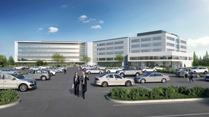 Burlington summit office park emd millipore build to suit tenant the gutierrez company development cube 3 studio architect