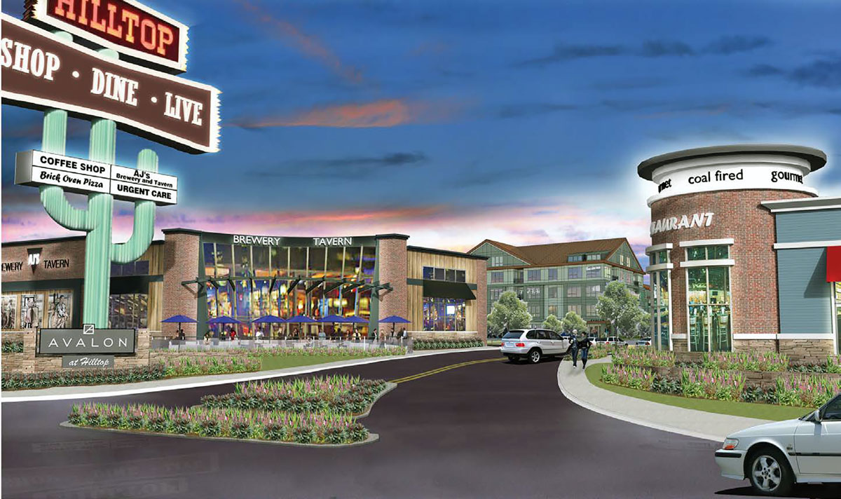 Avalon at hilltop steakhouse saugus route 1 proposed development avalonbay communities crosspoint associates %281%29
