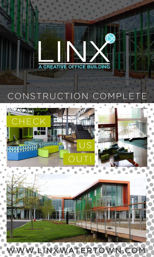 Linx watertown creative office space