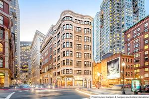 120 milk street office retail housing residential apartments boston financial district mixed use building for sale