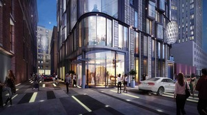 47 55 lagrange street downtown crossing proposed residential tower