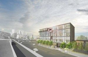 248 dorchester avenue boutique hotel retail evergreen property group south boston southie proposed development