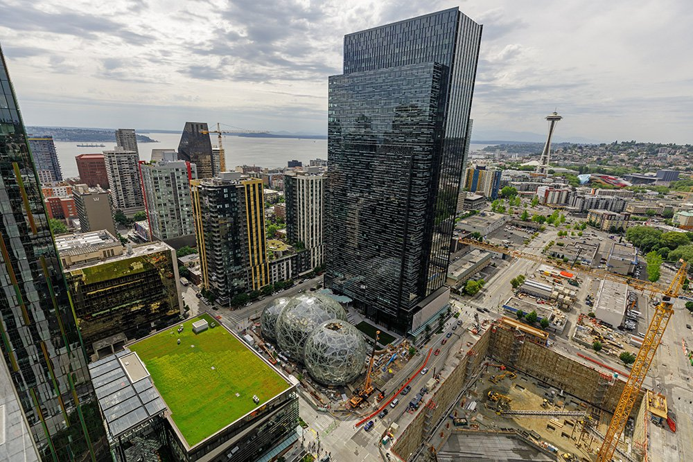 Amazon hq2 second headquarters project