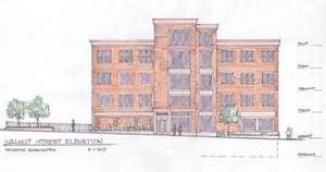 20 boylston street brookline village route 9 proposed residential apartment retail development kenwood builders