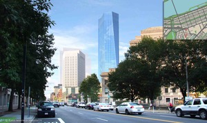 1000 boylston tower back bay boston