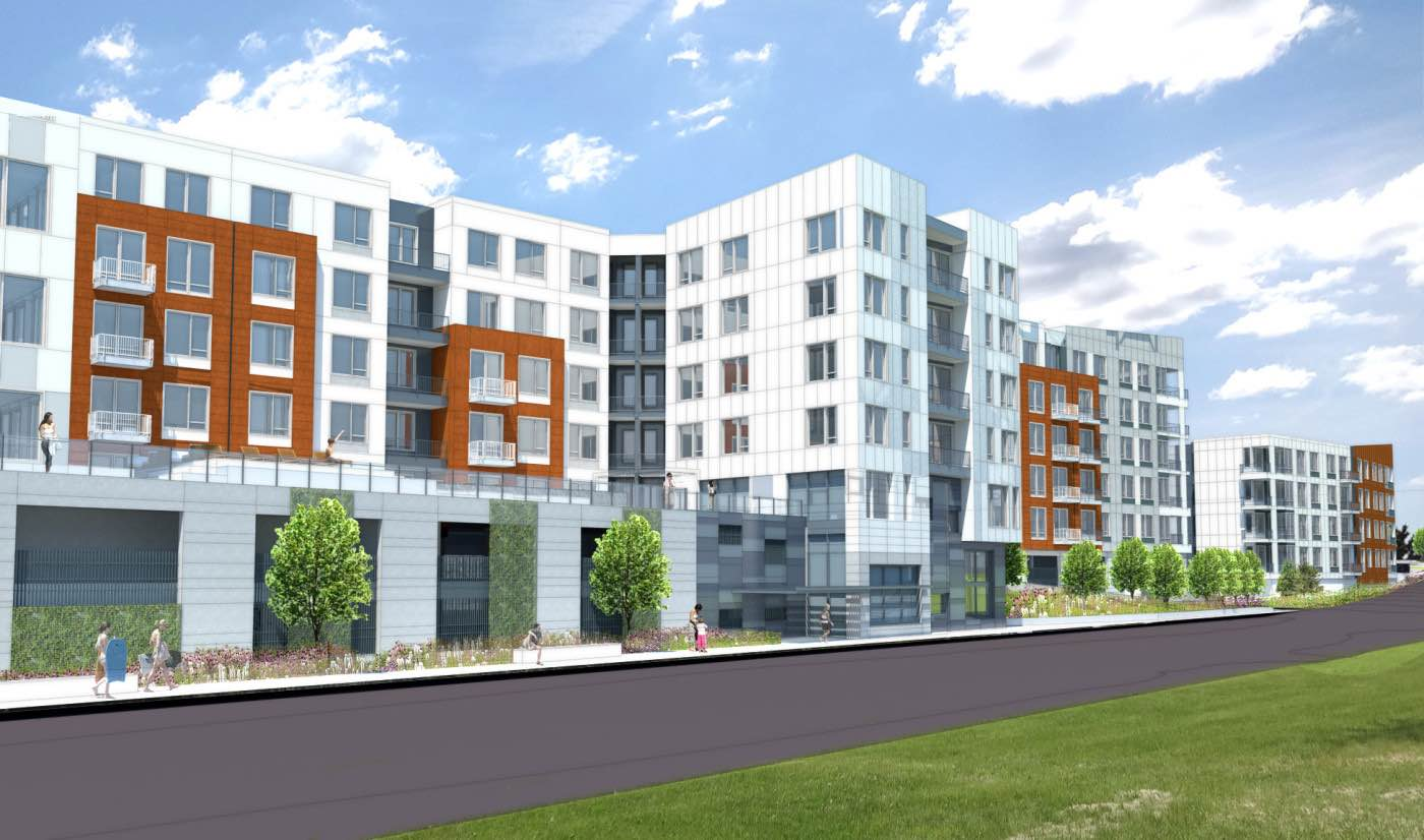 Vanguard at waterfront square apartments revere beach westbrook partners the bozzuto group