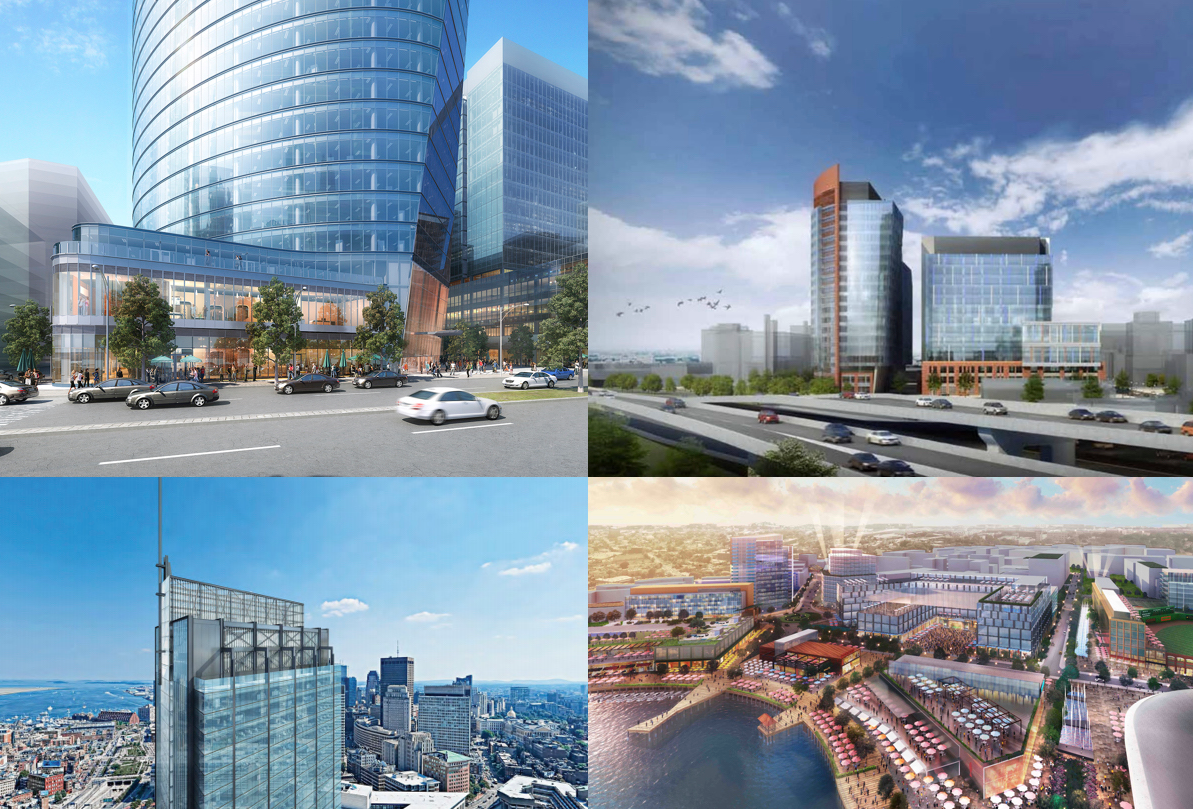 Top boston area new construction office buildings