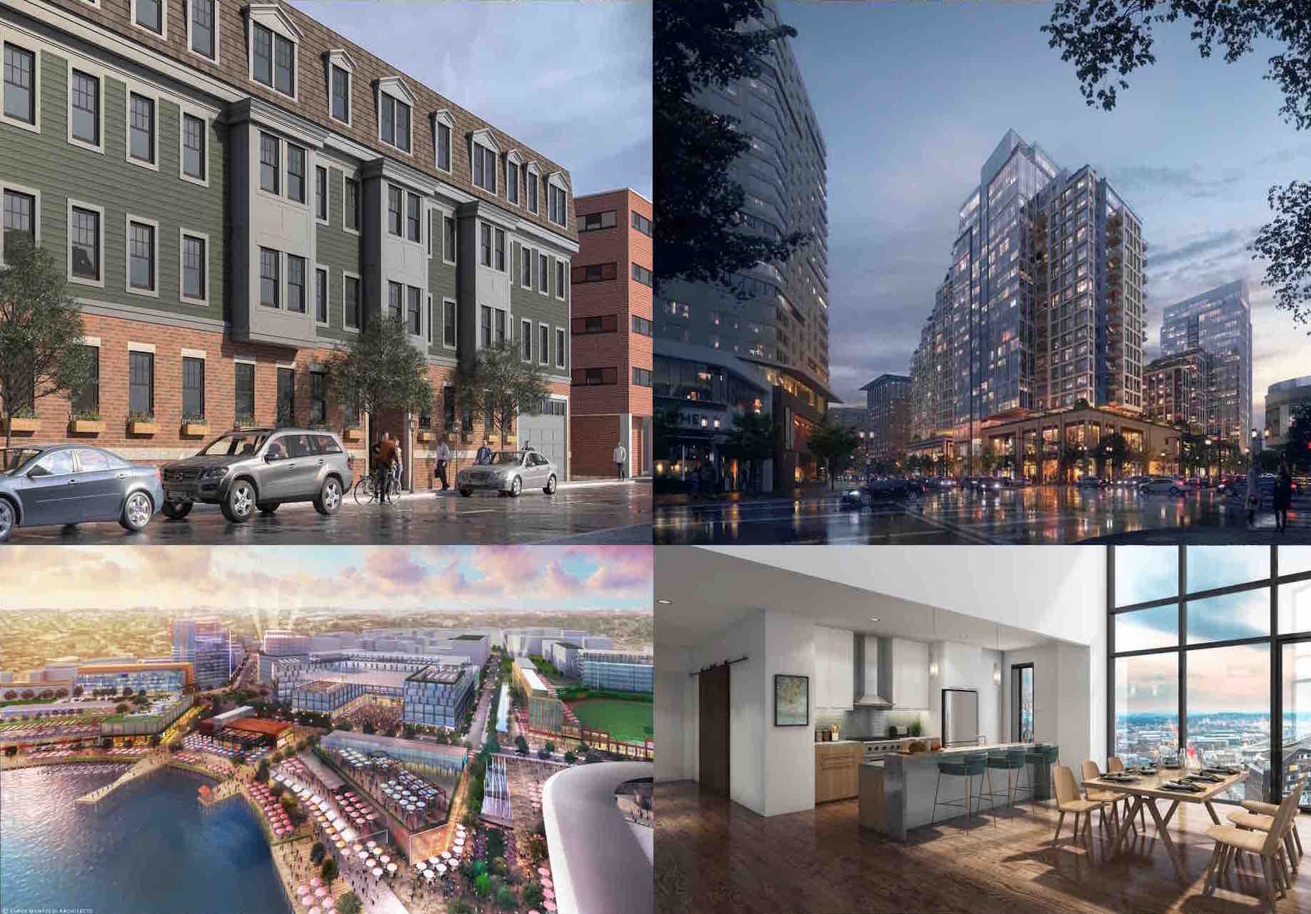 Top boston area new construction condominium buildings