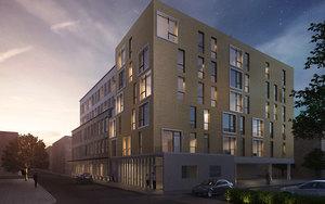88 wareham street residential retail development south end boston cresset development