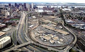 Widett circle development site south boston south end