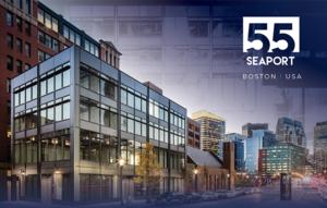 55 seaport boulevard office building seaport district