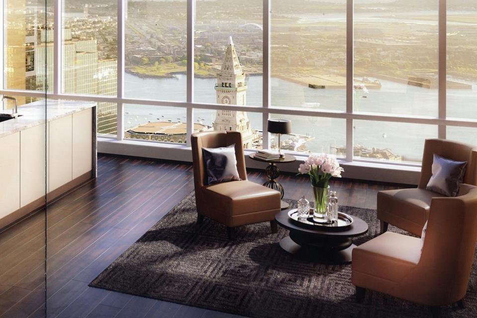 Boston s most exquisite new construction penthouse condominium residences