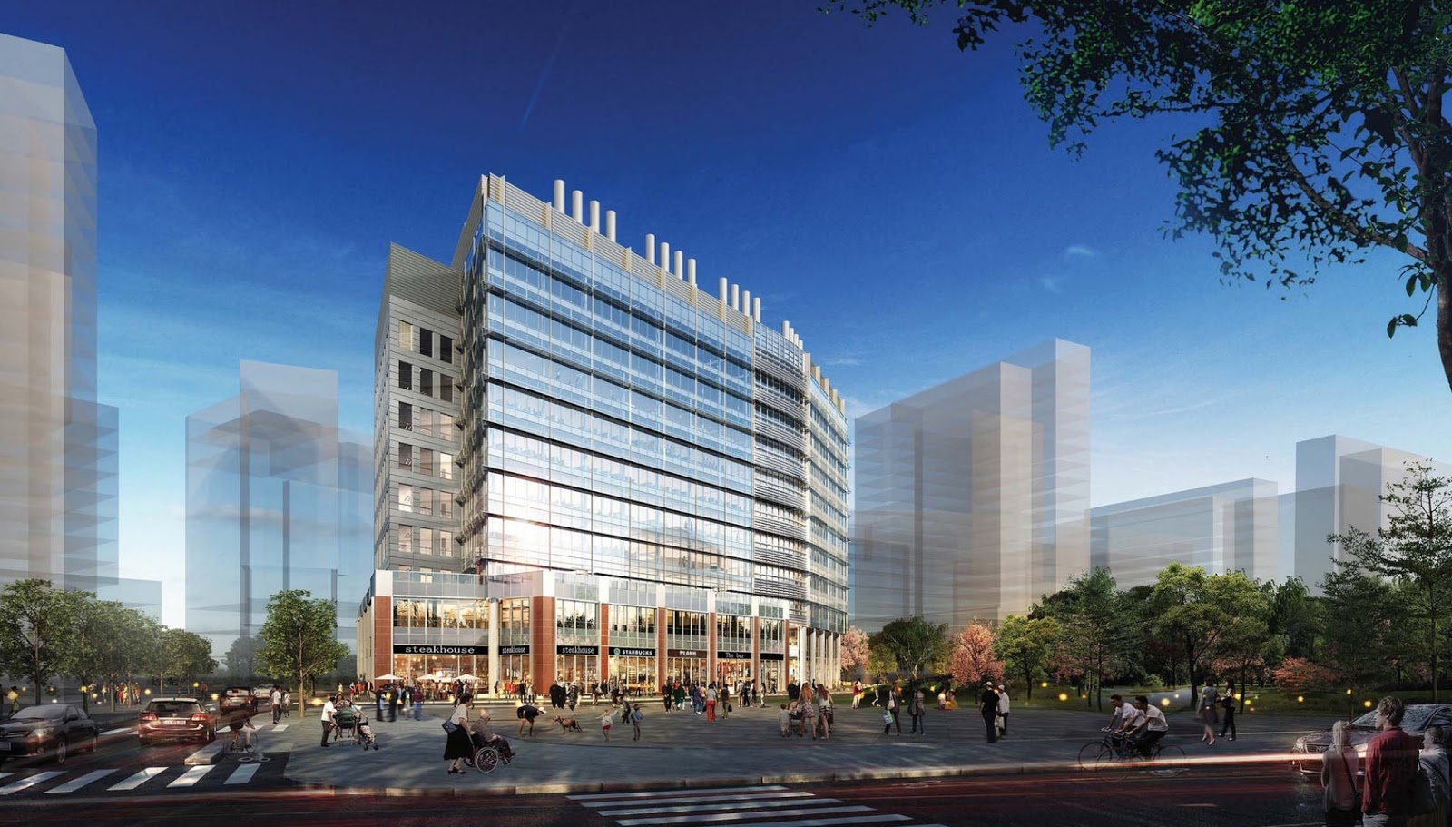 Six key upcoming boston area new construction office buildings