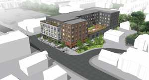 5 washington street brighton boston proposed residential apartment retail development kig real estate advisors