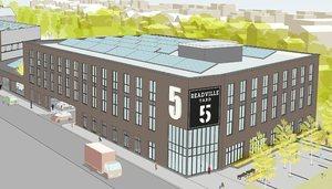 Readville yard 5 development hyde park boston 8 industrial drive first highland management and development corporation