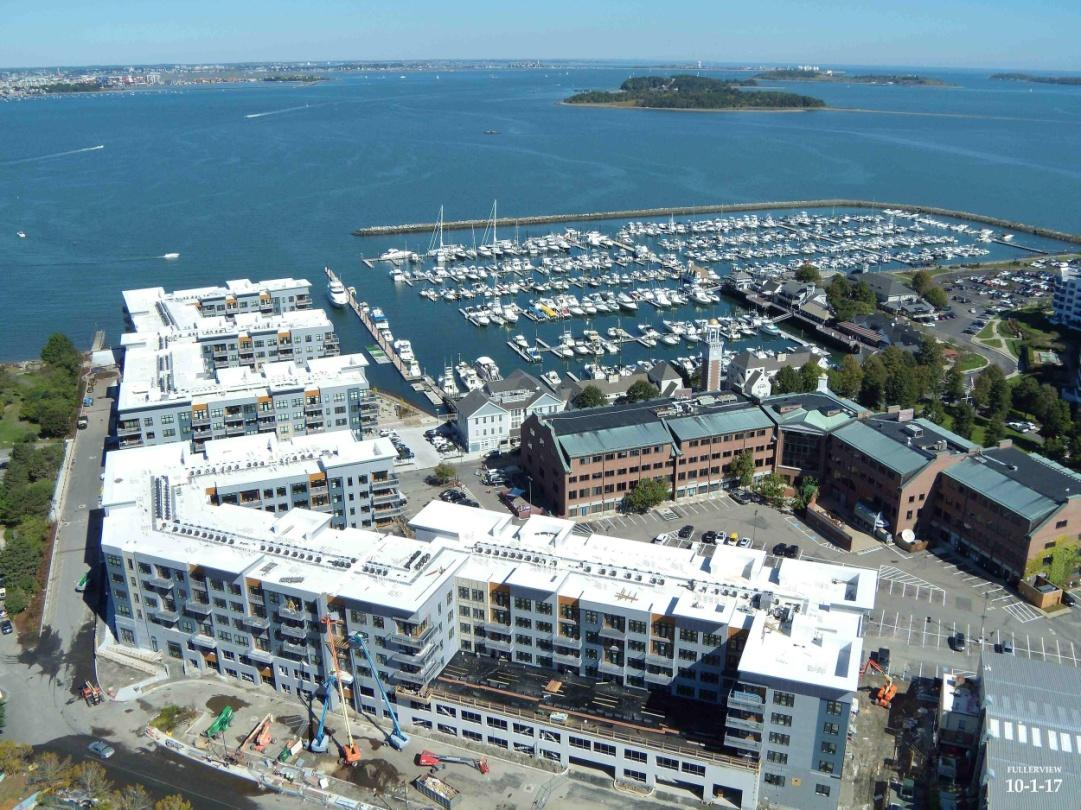 Meriel marina bay callahan construction managers luxury apartments for lease quincy ma waterfront