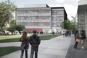 Wentworth multipurpose academic building mission hill proposed development