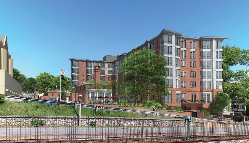 1485 commonwealth avenue veterans housing brighton marine health center winn companies residential real estate development